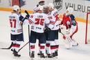 В выездном матче против Хумо нижегородская команда одержала первую победу в своей истории - 21Б 00 00 11 10!