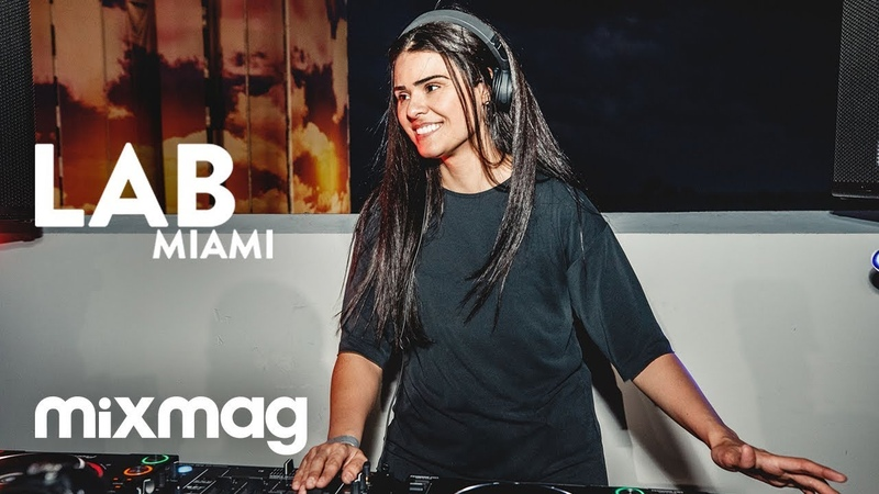 ANNAs rooftop techno set in The Lab Miami | WMC 2019
