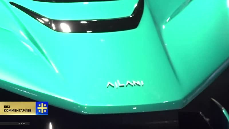 Новые концепт кары представлены на международном автосалоне в Дубае