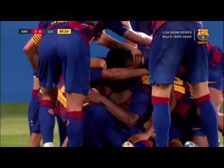 В Барселоне подрастает новый Месси