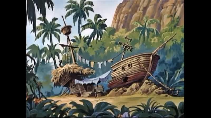 21. За морями, за горами (♥ Приключение мишек Гамми) Мультики все серии сезоны для детей мультсериалы
