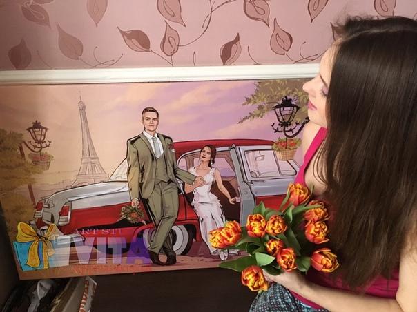 Ищете подарок, который подчеркнёт характер Закажите портрет по фото не выходя из дома Холст от 990 руб. Изготовление от 1 дня.Выбирайте! Ещё больше стилей в группе v.com/gallerr ,