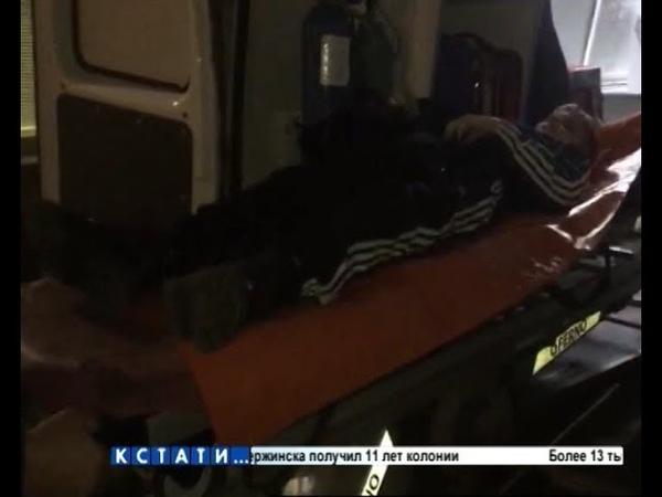 Семеро на одного после избиения в школе 10 летний мальчик доставлен в больницу