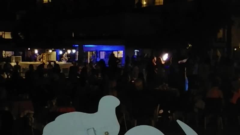 ночные развлечения в нашем отеле пос Текирова