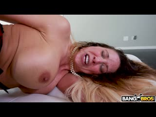 [BangBros] Cherie Deville [порно, porno, русский инцест, домашнее, brazzers, porn, all sex, hd, Milf, трах]