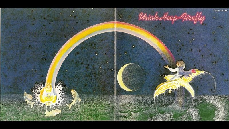 Ur̲i̲ah̲ H̲e̲e̲p F̲ire̲fly 1977 Full Album