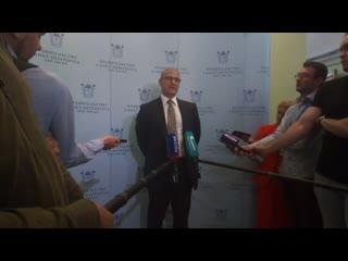 Вице-губернатор Елин рассказал о выполнении нацпроектов в Петербурге