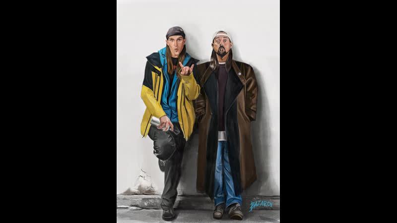 стадики Jay and Silent Bob reboot