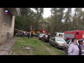 Жильцы дома в Красноярске эвакуированы после хлопка