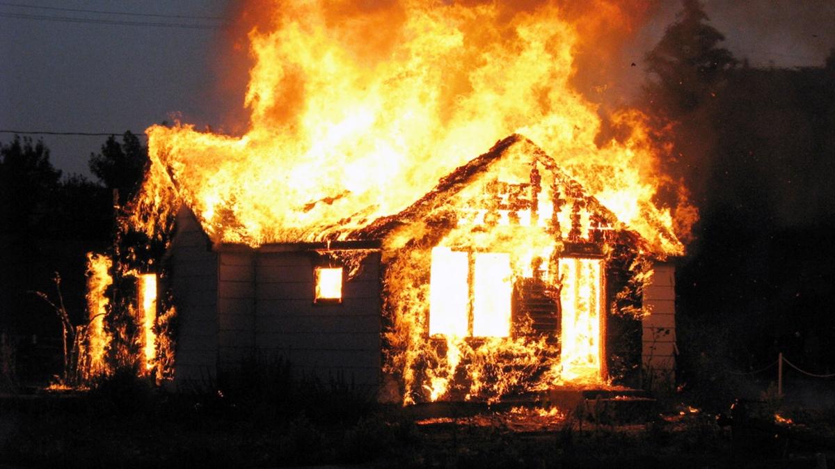 С начала года в Кимрах и районе зарегистрировано 30 пожаров, на которых погибло 2 человека