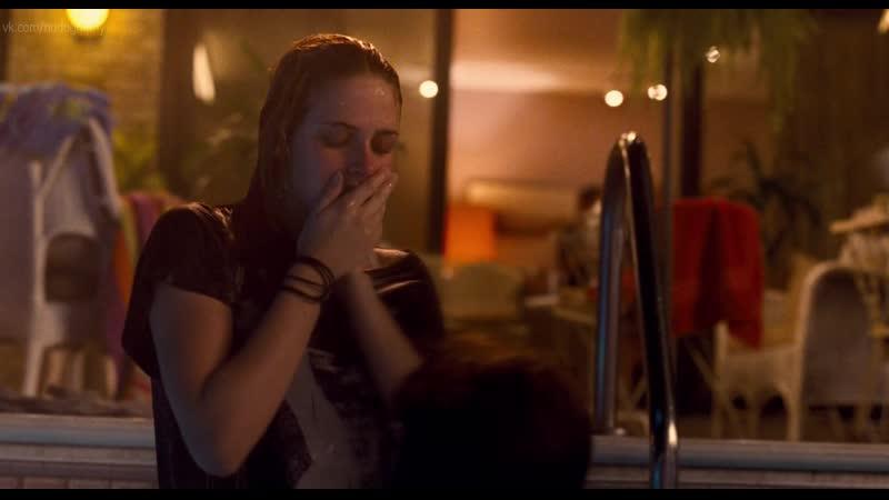 Кристен Стюарт Kristen Stewart в фильме Парк культуры и отдыха Adventureland 2009 BDRip 1080p Голая? Бельё!