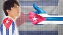 Димаш Кудайберген на Кубе вся Куба встала на колени перед Димашем