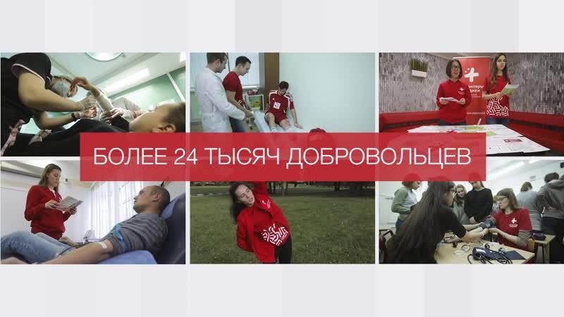 Волонтеры медики Промо 2019