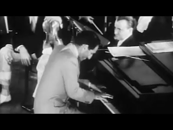 Gershwin plays I Got Rhythm and Of Thee I Sing