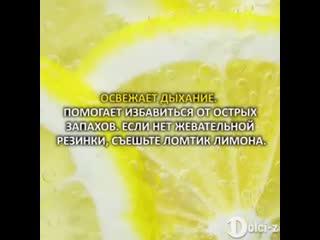 Женские Хитрости () 6 причин есть лимоны