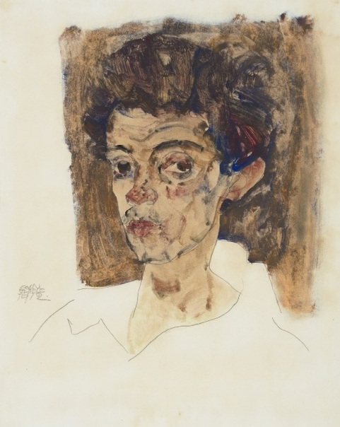 Э́гон Ши́ле (нем. Egon Schiele; 12 июня 1890, Тульн-на-Дунае  31 октября 1918, Вена)  австрийский живописец и график, один из ярчайших представителей австрийского экспрессионизма.