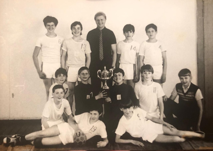 Чемпионы Москвы