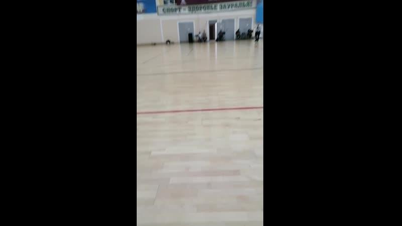 Образцовый коллектив ансамбль народного танца Улыбка открытие 9 турнира по мини футболу