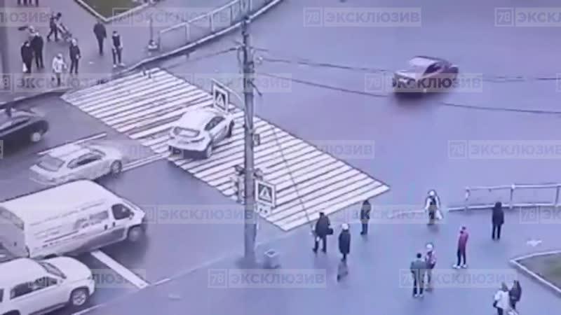Авария на Бухарестской