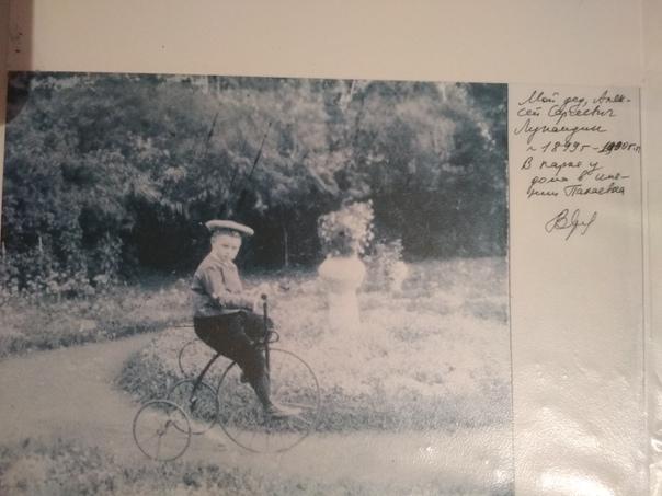 История Лупандинского парка