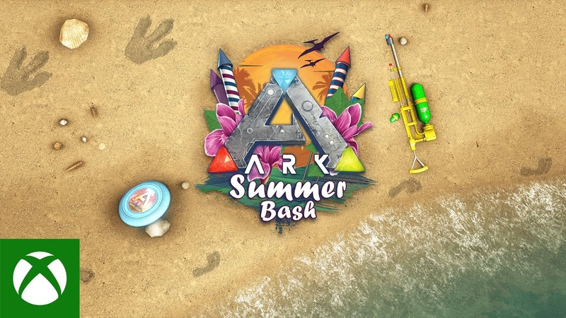 ARK Survival Evolved Summer Bash Xbox One.SX2020