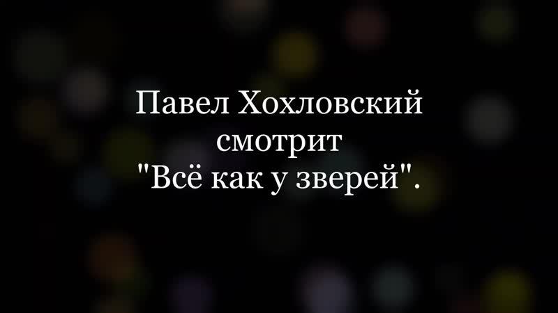 МУЖДВИЖ Хайлайт 😎 Павел Хохловский смотрит Всё как у зверей У человека инстинктов НЕТ