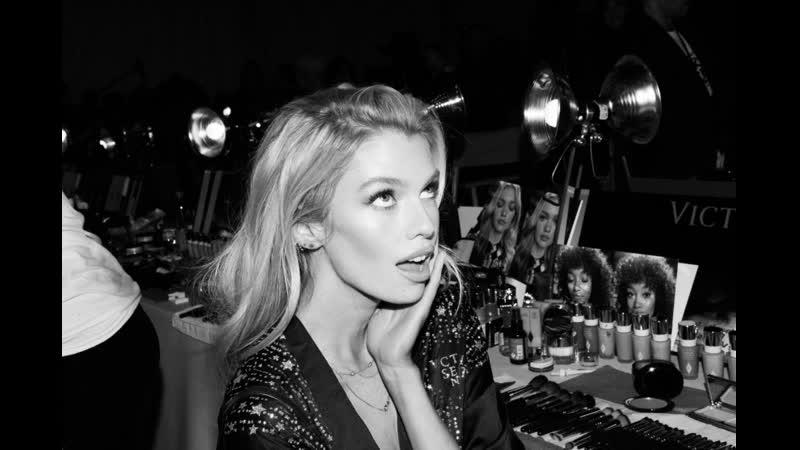 Интервью за кулисами шоу Victoria's Secret 2018 русские субтитры