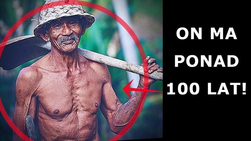 AKTYWUJ GEN DŁUGOWIECZNOŚCI - Co jeść aby żyć ponad 100 lat?