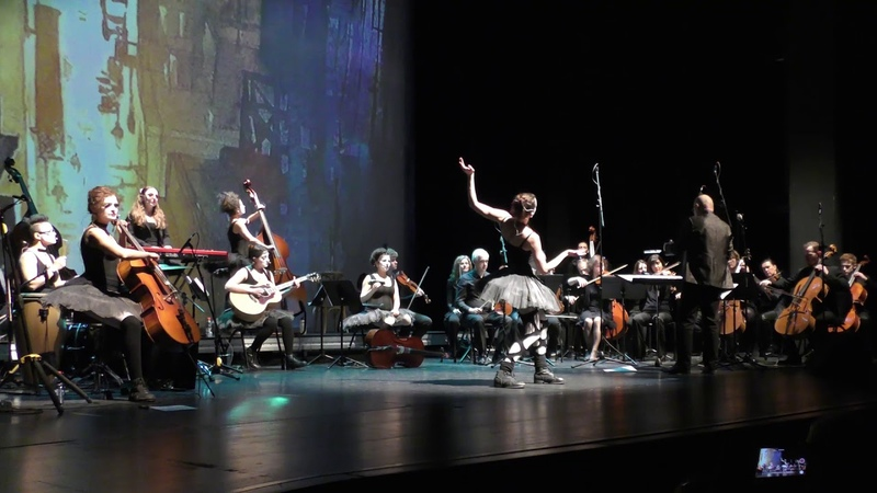Dakh Daughters Band Inshe Misto with Chamber Orchestra L'Estro Armonico