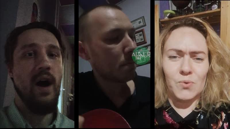 Ансамбль старинной музыки Алиенор летний канон Sumer is icumen in