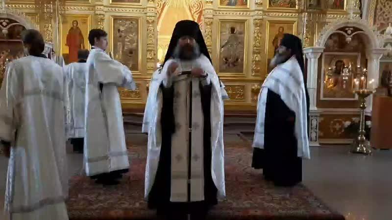 Об учениках Господа Игумен Варнава Соколов 30 05 20