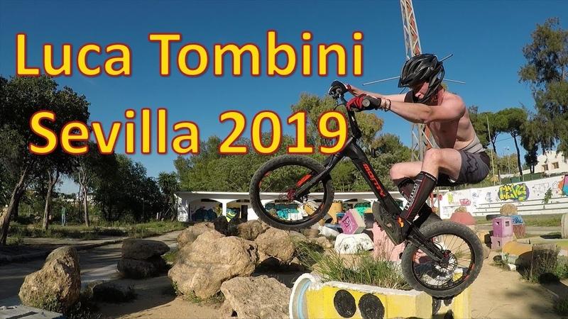 BikeTrial Luca Tombini Sevilla 2019