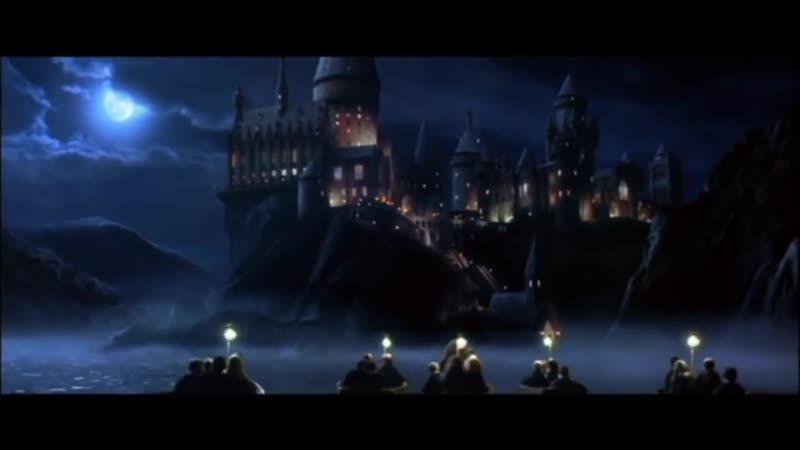Гарри Поттер и Философский Камень Harry Potter and the Sorcerer's Stone фильм первый
