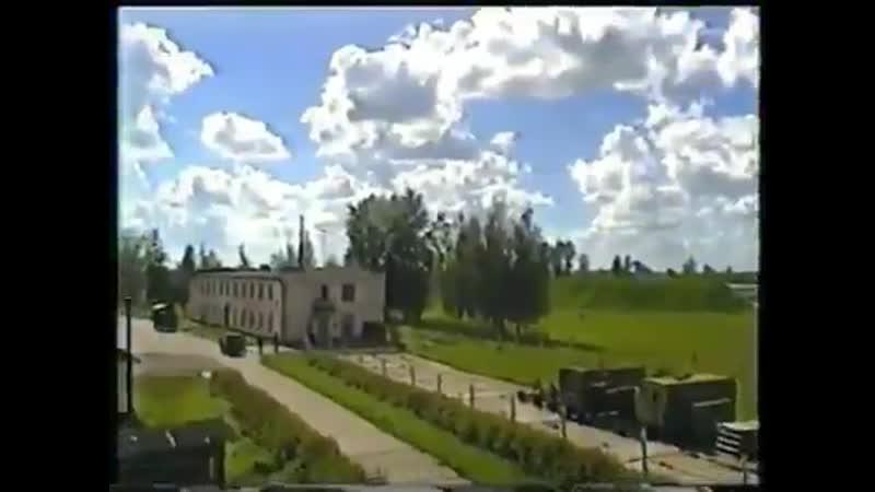 Russian Tupolev Tu 22M strategic bomber pulling off a few low passes