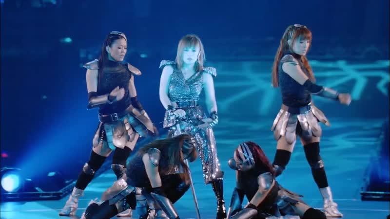 Ayumi Hamasaki - Because of You (COUNTDOWN LIVE 2009-2010)