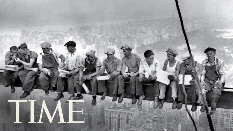 Lunch Atop A Skyscraper The Story Behind The 1932 Photo 100 Photos TIME