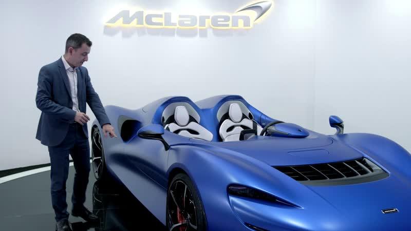McLaren Tech Club Episode 8 Elva Form Follows Function