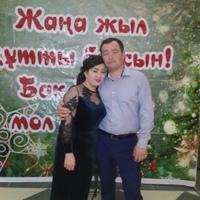 Фотография Айнагул Саримовой ВКонтакте
