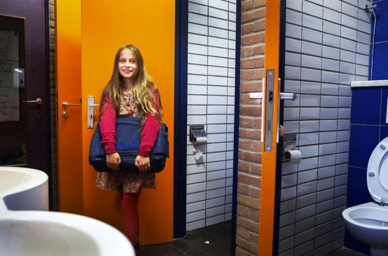Как выглядят туалеты богачей и бедняков в разных странах мира, изображение №9