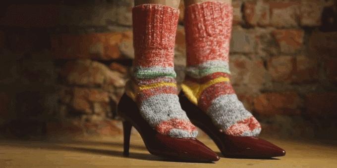 Как растянуть обувь в домашних условиях, изображение №2