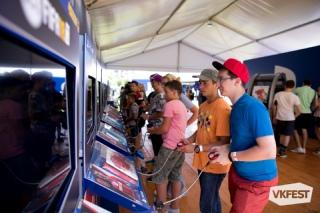 VK Fest 2018: зона «Видеоигры»