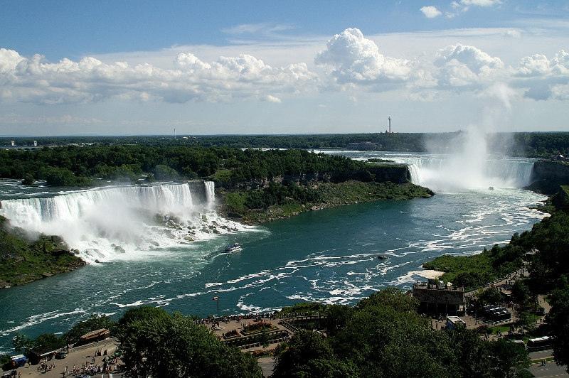Ниагарский водопад, изображение №3