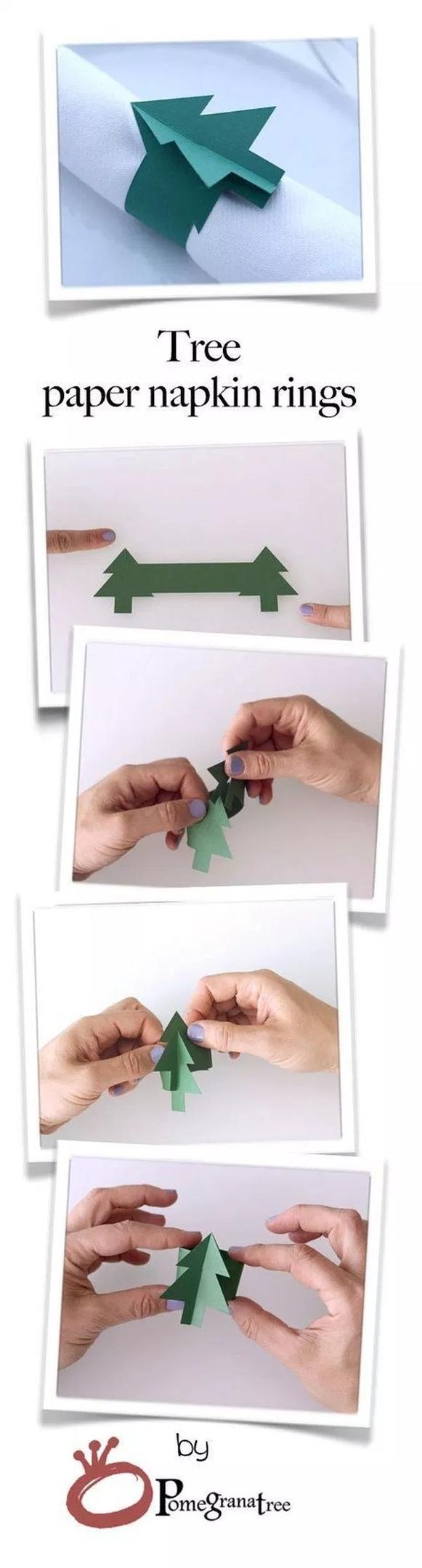 Как украсить Новогодний стол: 20 простых идей, изображение №3
