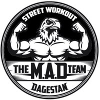 Логотип STREET WORKOUT RD