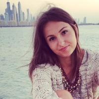 Фотография анкеты Алисы Благих ВКонтакте