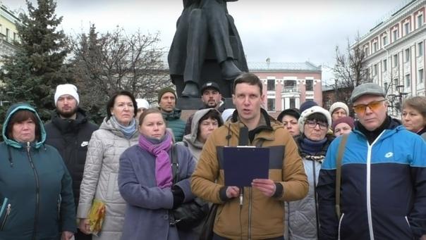 Нижегородцы обратились к Путину из-за антиковидных...