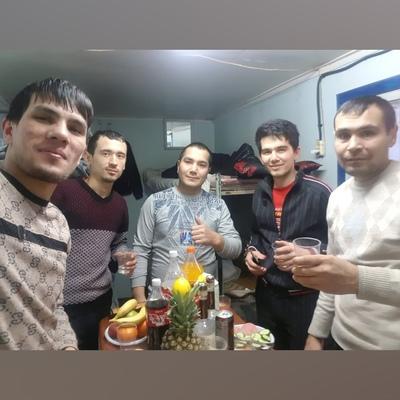 Masharipov Mamur