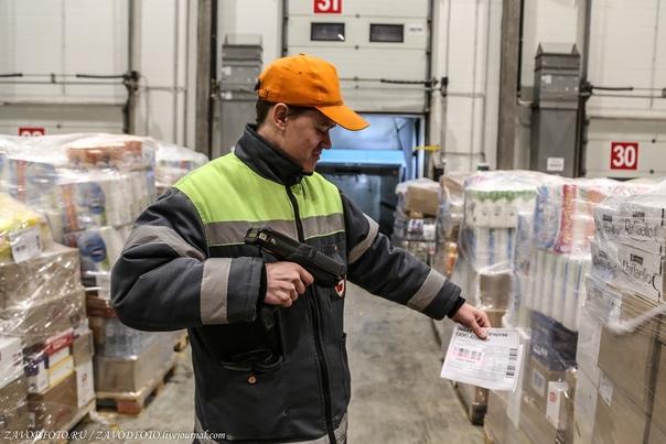 Пятёрочка — одна из крупнейших в России продуктова...