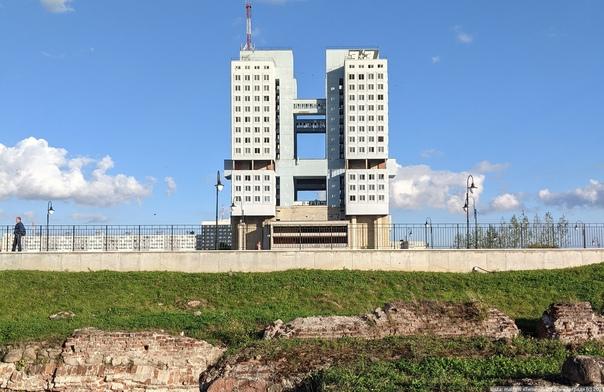 Архитекторы пожаловались полпреду президента по СЗ...