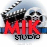 Логотип Студенческая студия MIK